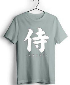 Japan Samurai T shirts dap