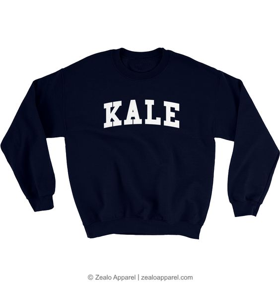 Kale Varsity Sweater DAP