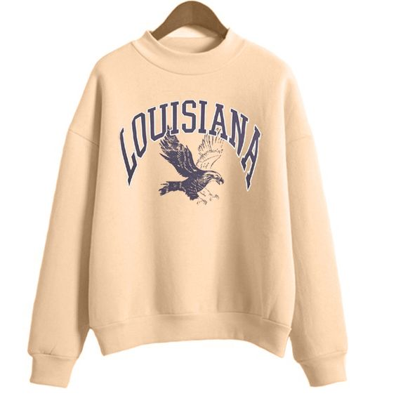 Louisiana sweatshirt DAP