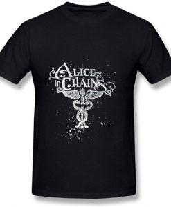 Love Alice In Chains Tshirt DAP