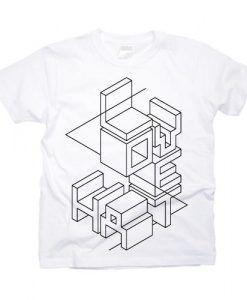 Love or Hate T-Shirt DAP