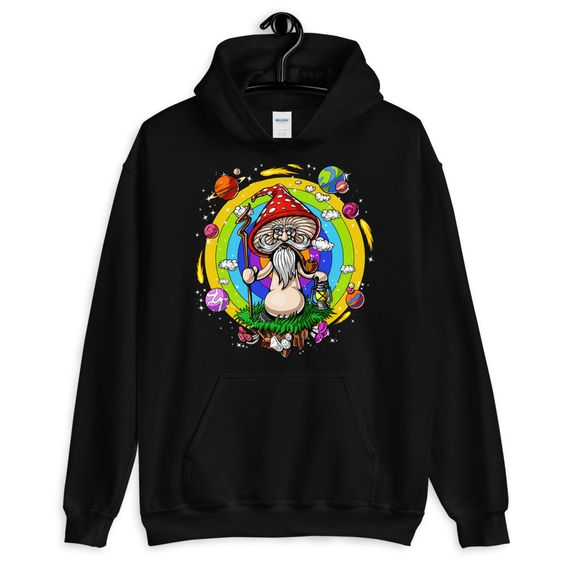 Magic Mushrooms Hoodie DAP