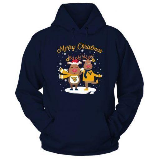 Merry Christmas Hoodie DAP