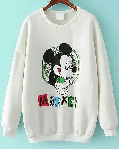 Mickey 2 sweatshirt DAP