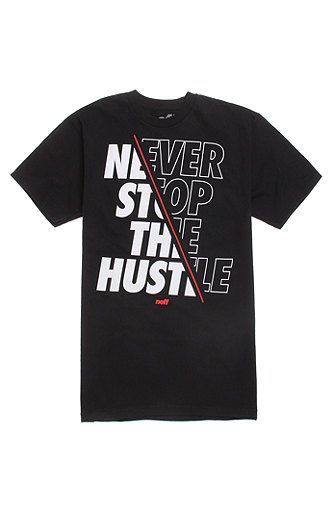Bad Unisex Sweatshirts DAPNeff Hustle T-Shirt DAP