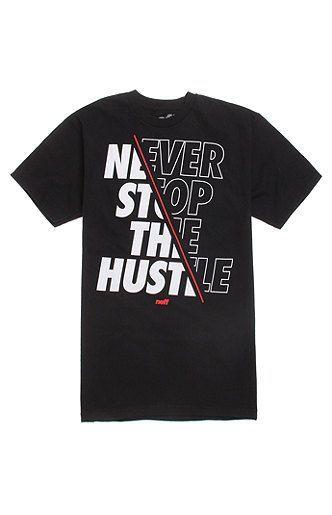 Neff Hustle T-Shirt DAP
