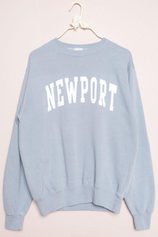 Newport Crewneck Sweatshirt DAP