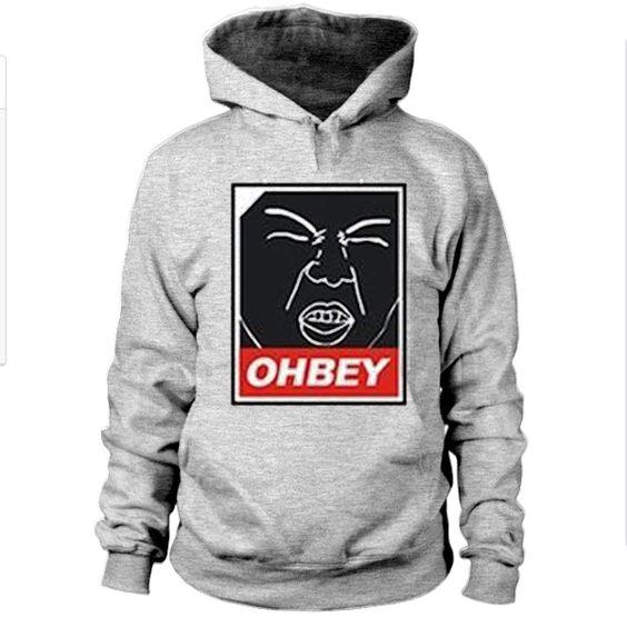 OHBEY HoodieDAP
