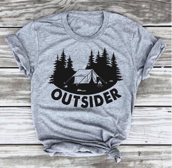 Outsider T-Shirt DAP