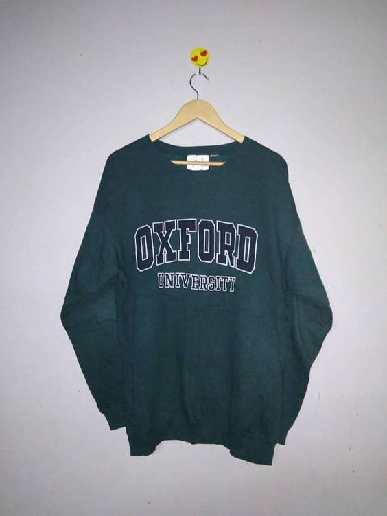 Oxford University Sweatshirt DAP
