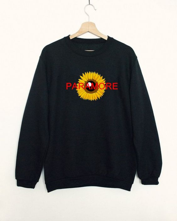 Paramore Sunflower Sweatshirt DAP