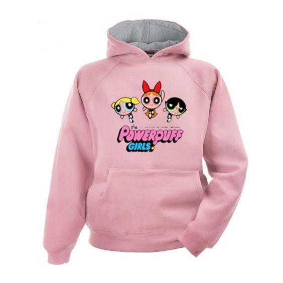 Powerpuff Girls Hoodie DAP