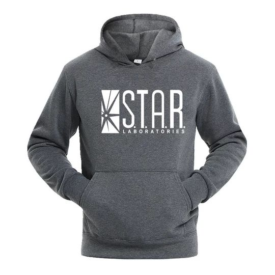 STAR labs black Hooded DAP