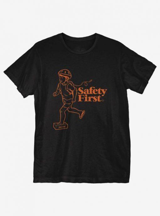 Safety First T-Shirt DAP