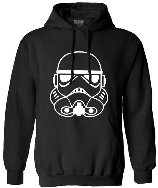 Star War sweatshirt Men Support The Revolution autumn hoodie DAP