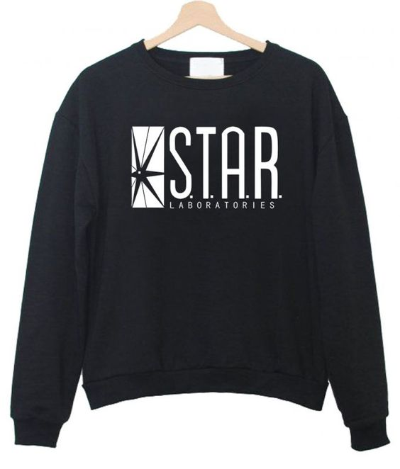 Star laboratories sweatshirt DAP
