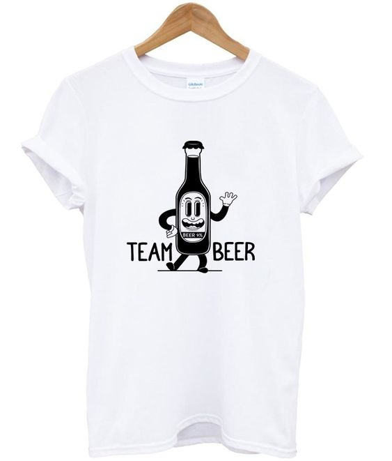 Team beer t-shirt DAP