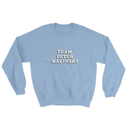 Team peter kavinsky Sweatshirt DAP