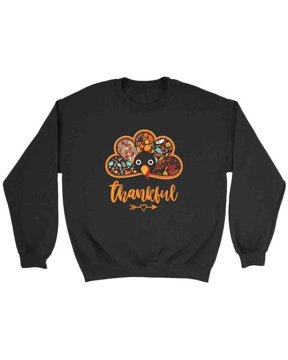 Thankful Sweatshirt DAP