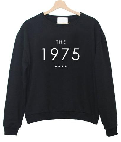 The 1975 sweatshirt DAP