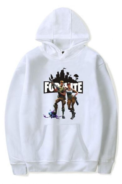 The figure game fortnite hoodie DAP