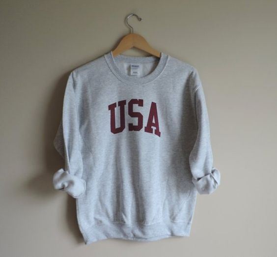 USA Sweatshirt DAP