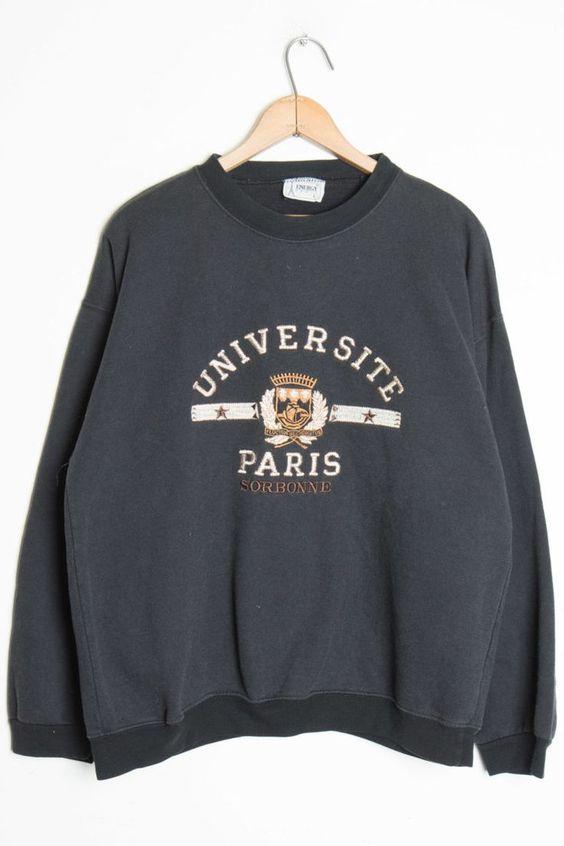 Universite Paris – 2019 - Sweaters DAP