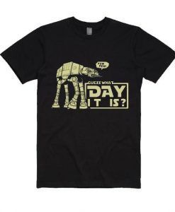 What Day It Is T-Shirt DAP