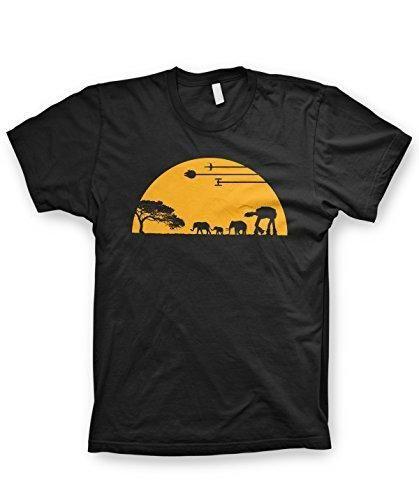 Youth AT-AT shirt funny movie shirts DAP