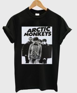 arctic monkeys photo t-shirt DAP