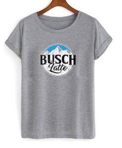 busch latte t-shirt DAP