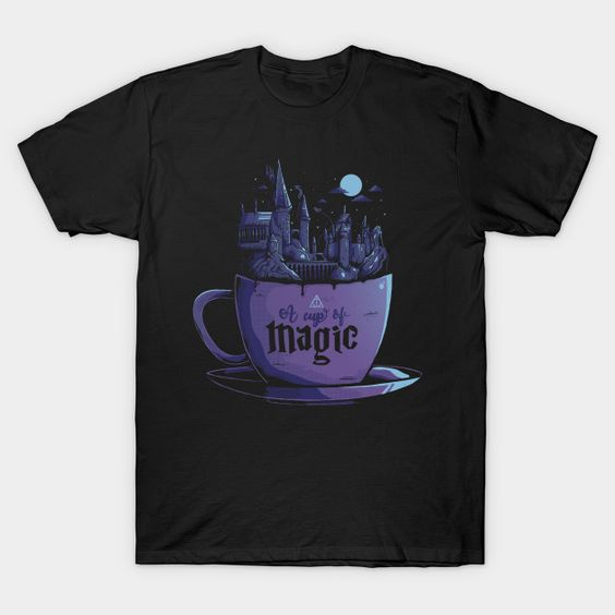 A Cup of Magic - Harry Potter T-Shirt DAP