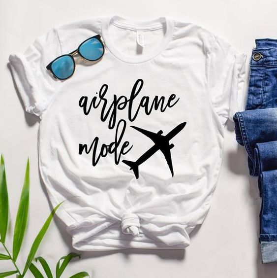 Airplane Mode ShirtDAP