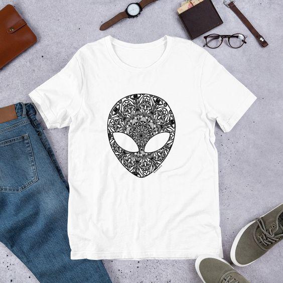 Alien T-Shirt DAP