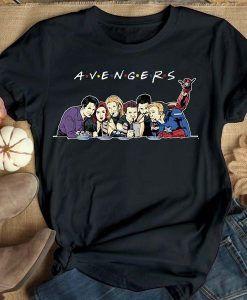 Avengers Friends T Shirt DAP
