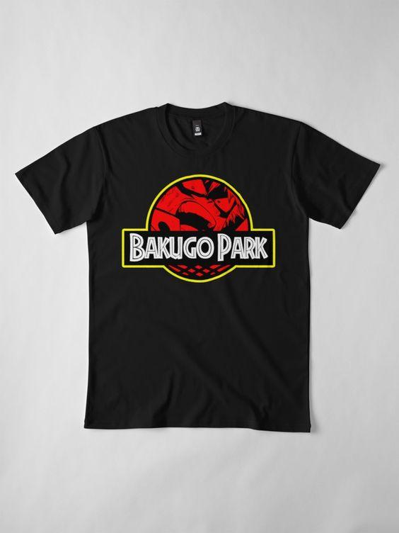 'Bakugo Park' Premium T-Shirt DAP