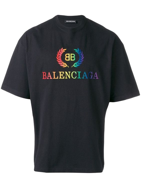 Balenciaga BB Balenciaga T-shirt DAP