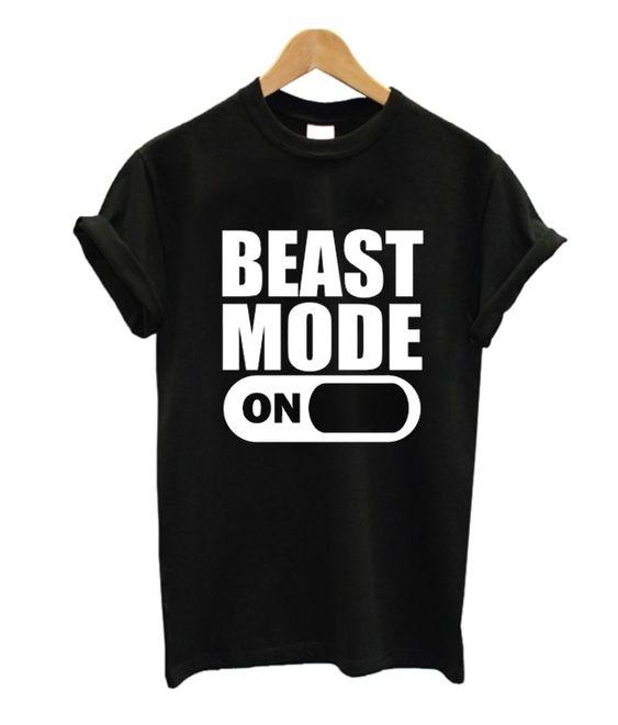 Beast Mode T ShirtDAP