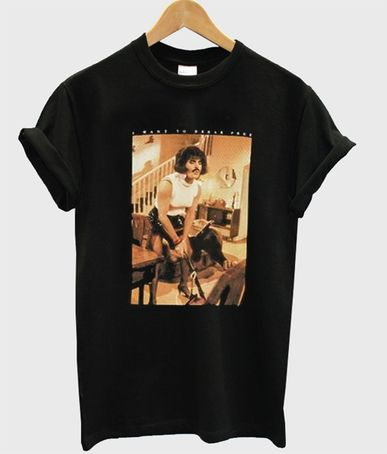Freddy Mercury T-shirtDAP