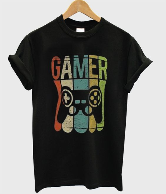 Gamer t-shirt DAP