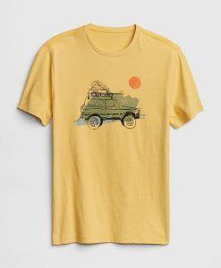 Graphic Short Sleeve Crewneck T-ShirtDAP