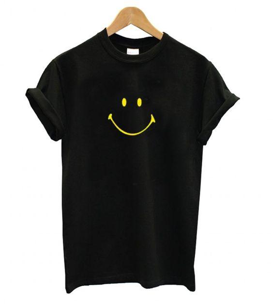 Happy Smiley T shirtDAP