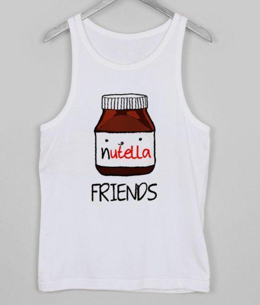Nutella friends Tank topDAP