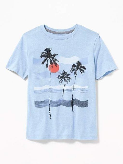 Relaxed Graphic Tee ShirtDAP