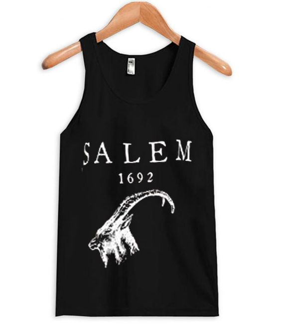 Salem 1692 Tank top DAP