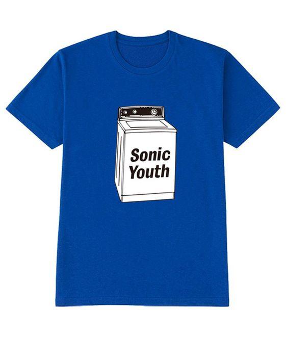 Sonic Youth T Shirt DAP