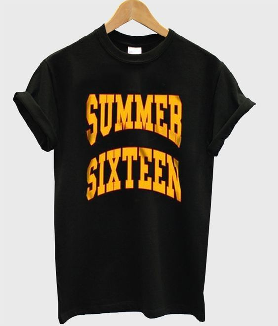 Summer sixteen t-shirtDAP