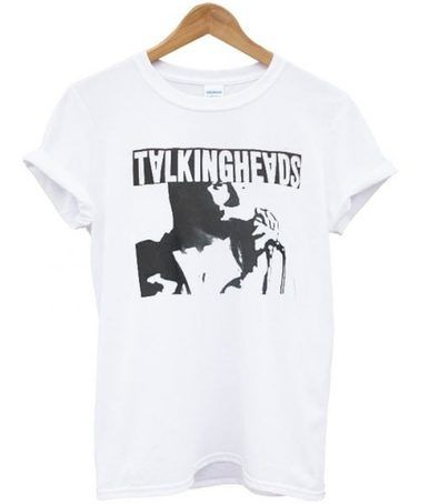 Talking Heads T shirt DAP