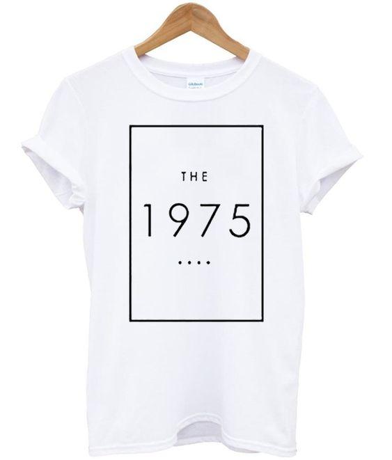 The 1975 T ShirtDAP