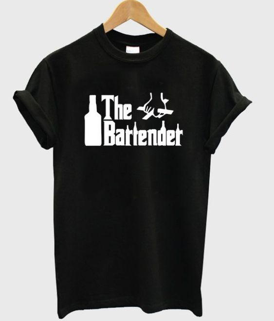 The Bartender T-shirtDAP